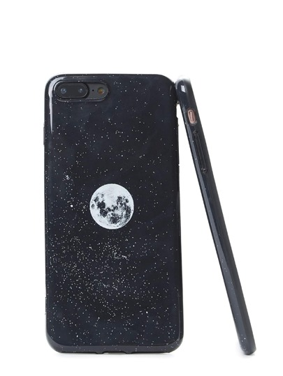 Coque d\'Iphone imprimée de la galaxie