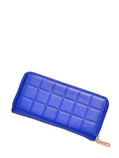 أزرق حقيبة اليد