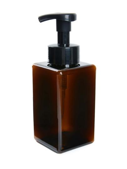 Bottiglia della testa della pompa