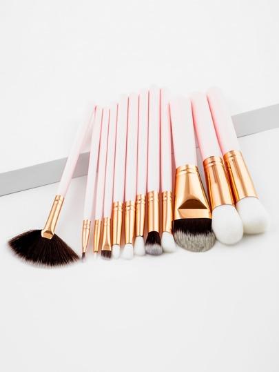 Professionelles Make-up Pinsel Set 12pcs