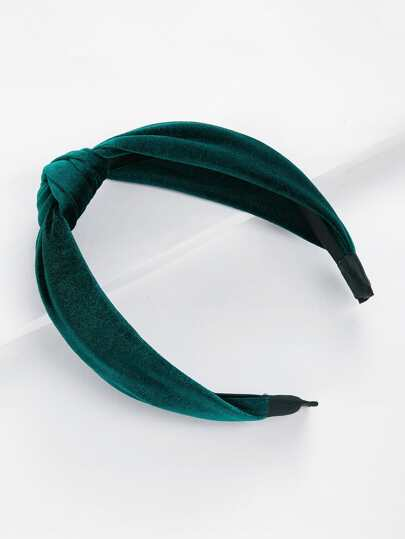 Knot Design Headband
