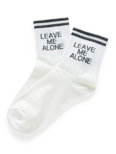 Модные носки с принтом