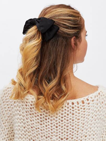 Bow Design Hair Tie
