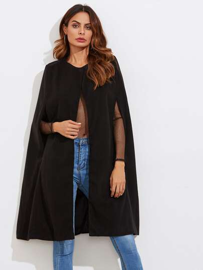 Capes Outerwear Cheap Sale For Women-Us SheIn(Sheinside)