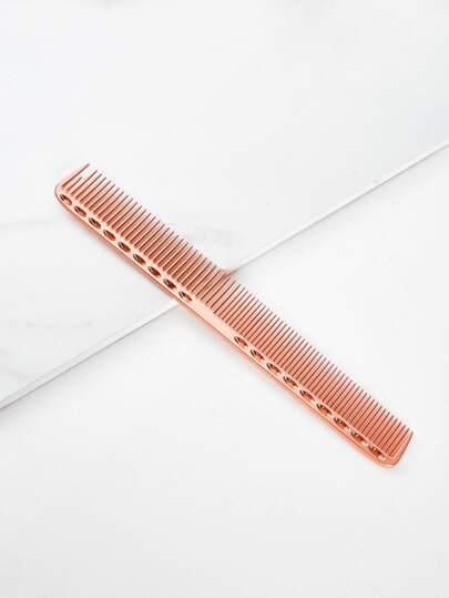 Metallic Hair Comb