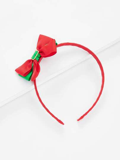 Bow Design Headband