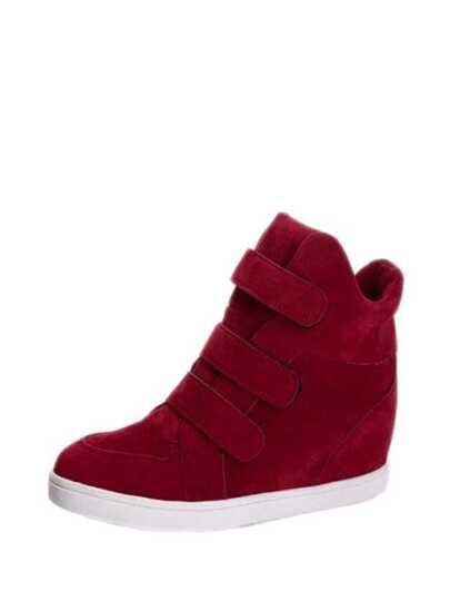 أحذية الرياضة-بكعب عال بنايلون