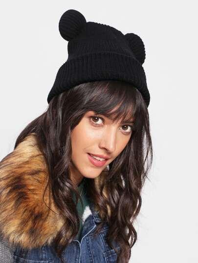 Ear Beanie Hat