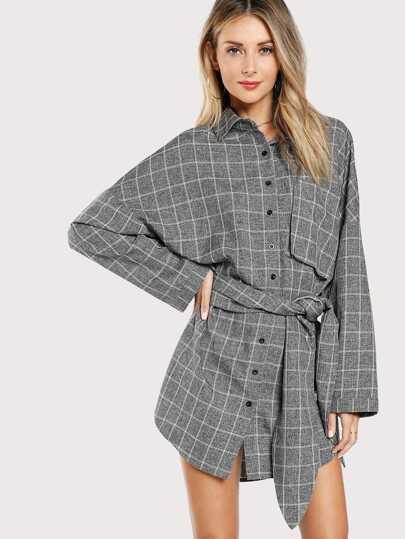 Vestito camicetta