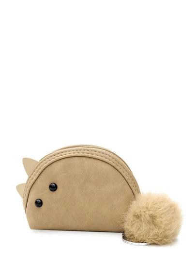 حقيبة يد نسائية-بجلد صناعي