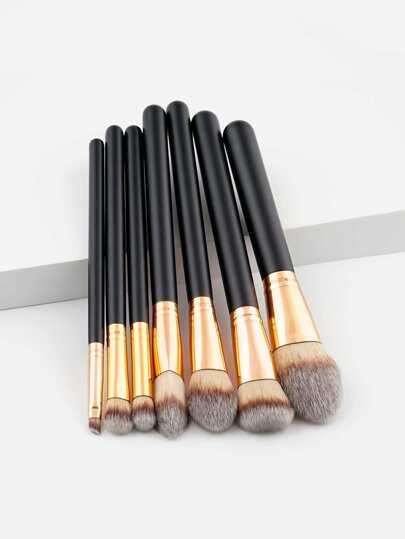 Pinceau de maquillage 7pcs
