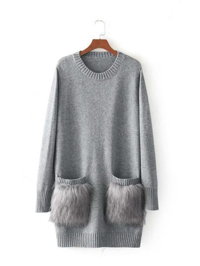 Vestito maglione