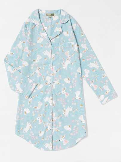 Animal Print Skirt Dress