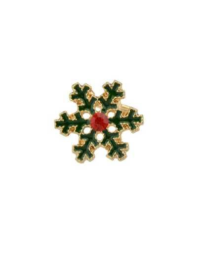 Orecchini natalizi carini 1 pezzo