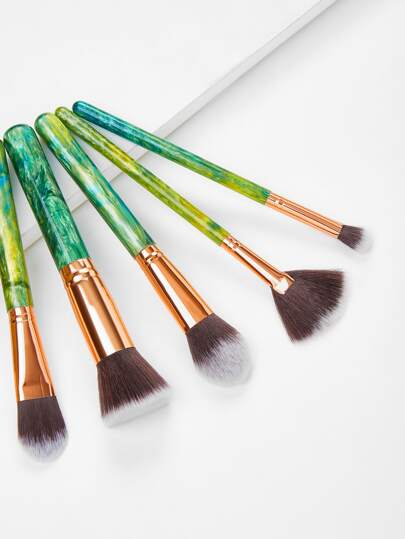 Soft Cosmetic Brush 6pcs