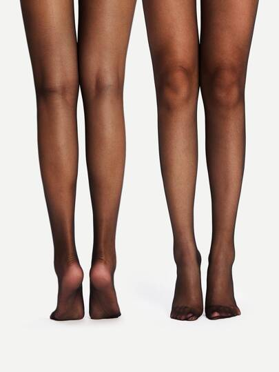 15D Mesh Tights 2pairs