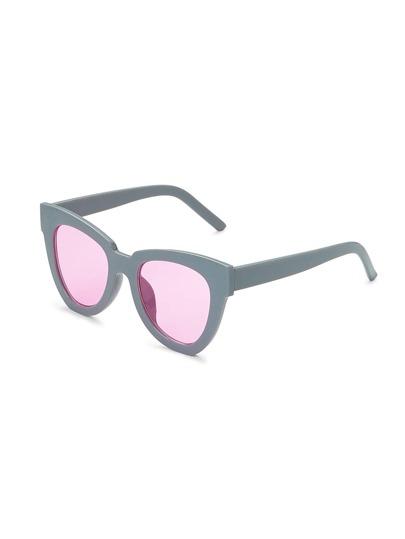 Gafas de sol de lente tintada