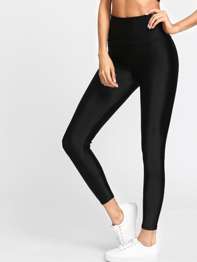 Leggings corti
