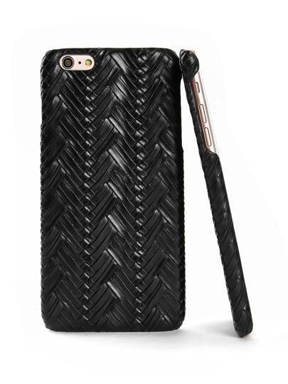 Woven Design iPhone Case