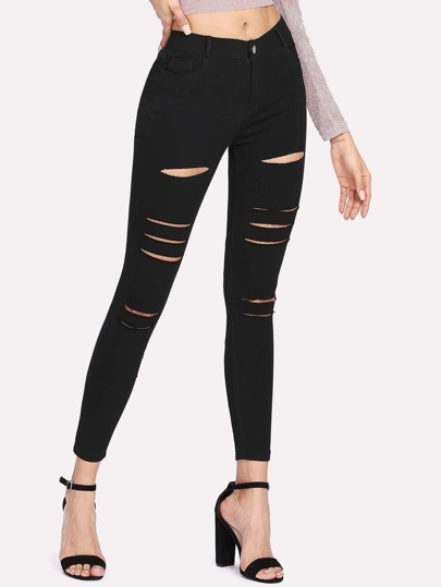 Rips Skinny Jeans