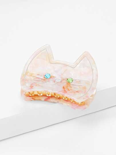 Cat Shaped Claw Clip