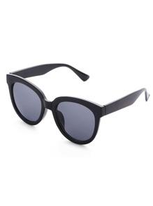 Gafas de sol con lentes planas