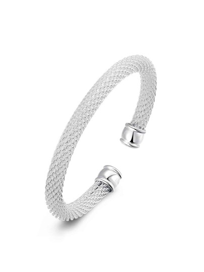 Metal Mesh Design Bangle