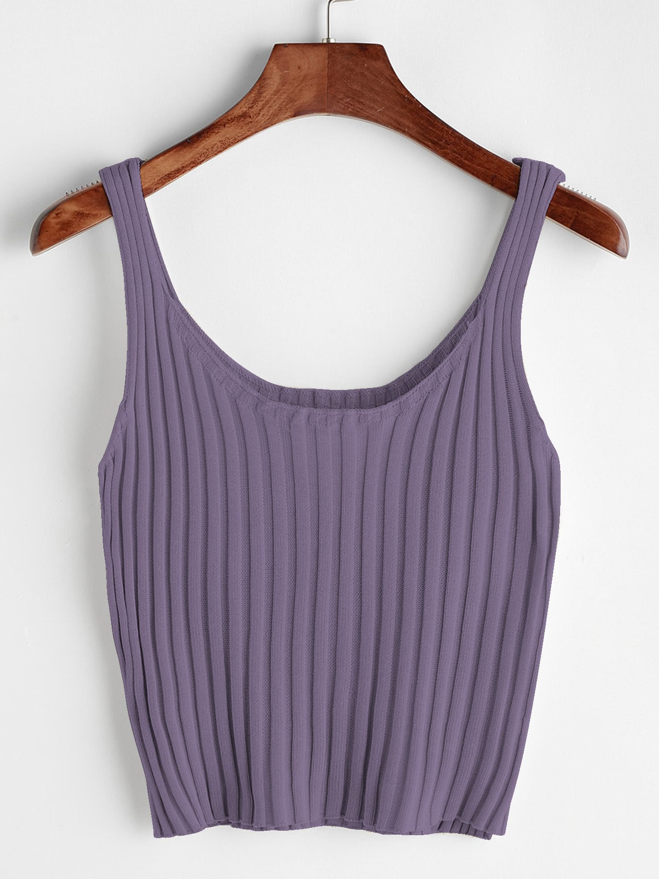 Ribbed Tank Top RVES170612103