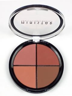 Contour & Blush Palette 4colors