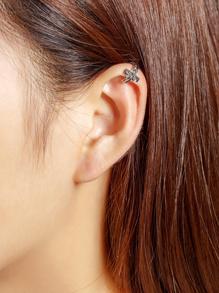 Retro Cross Ear Cuff 1pcs