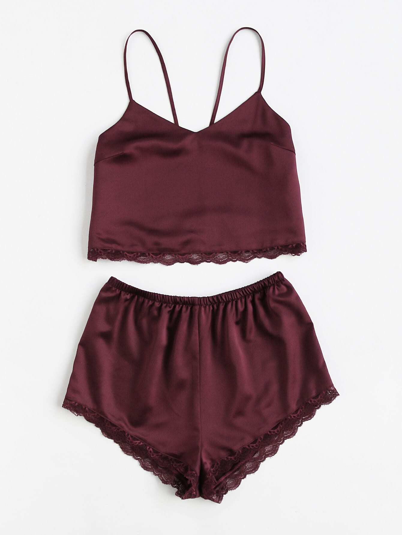 Find great deals on eBay for silk pajama short set. Shop with confidence.