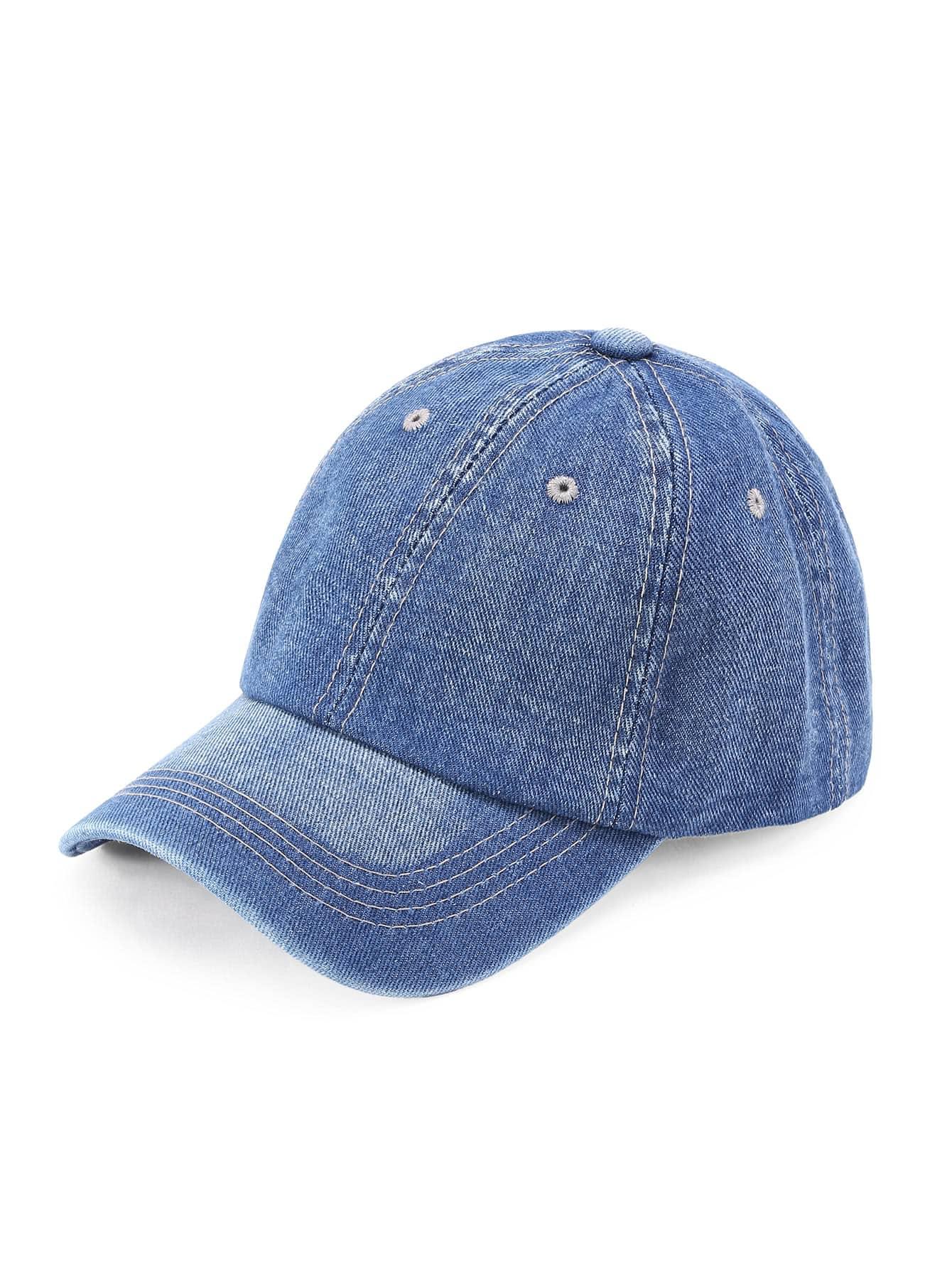 Denim Baseball Cap hat170608302