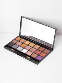 Eyeshadow Palette 21colors With Brush