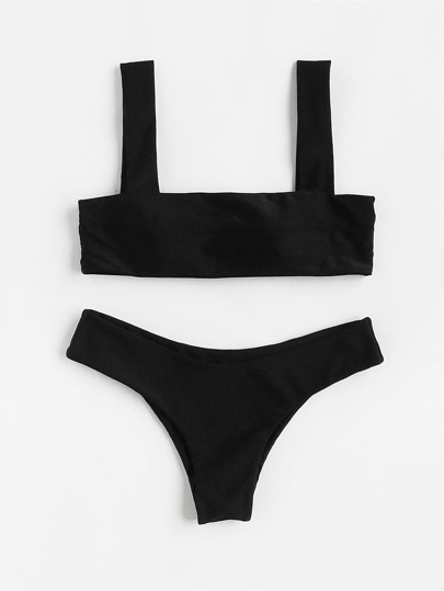 Ensemble de bikini à bretelle