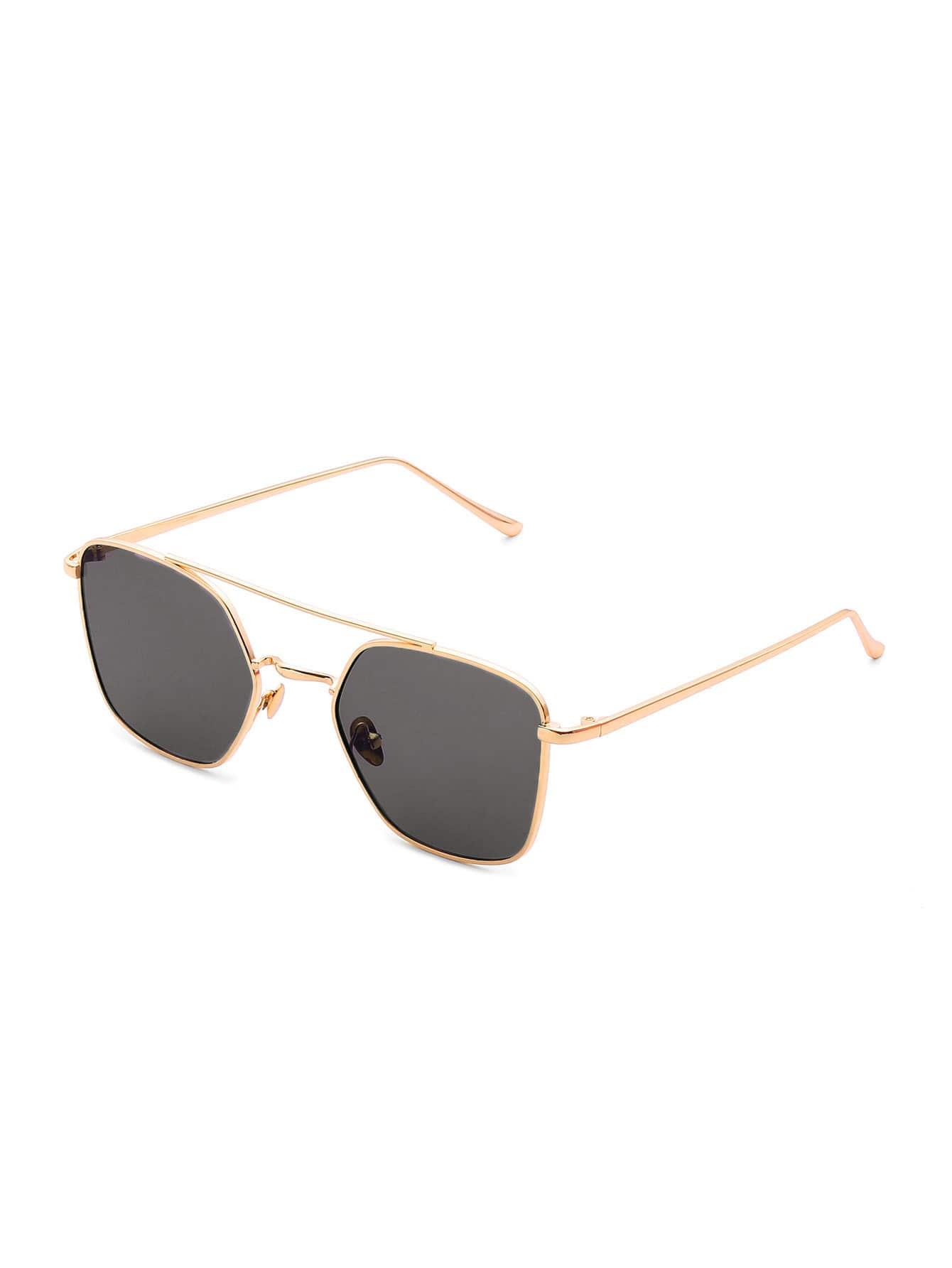 Фото Metal Top Bar Sunglasses. Купить с доставкой