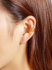 Frog Shaped Cute Ear Cuff 1pcs