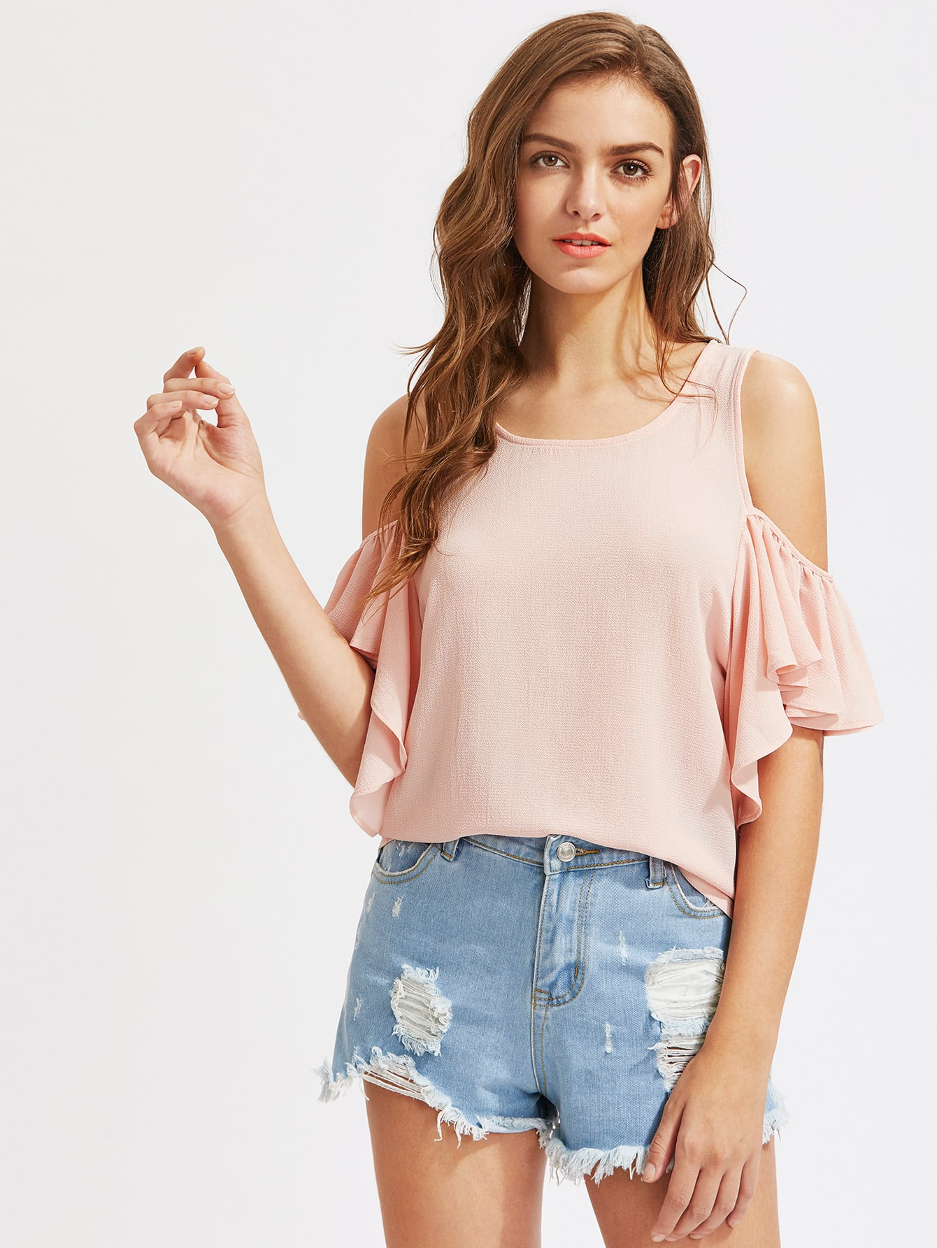 Cold Shoulder Tops. Oh so cold! Give 'em the cold-shoulder—in style—with chic cutout tops at the shoulder. Check out standout silhouettes featuring unique designs, accents or details for statement fashion no matter where you're headed.
