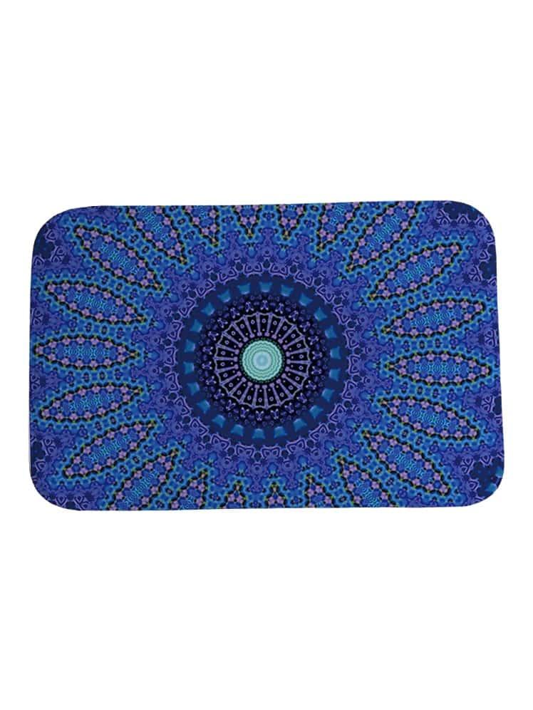 Фото Geometric Print Carpet. Купить с доставкой