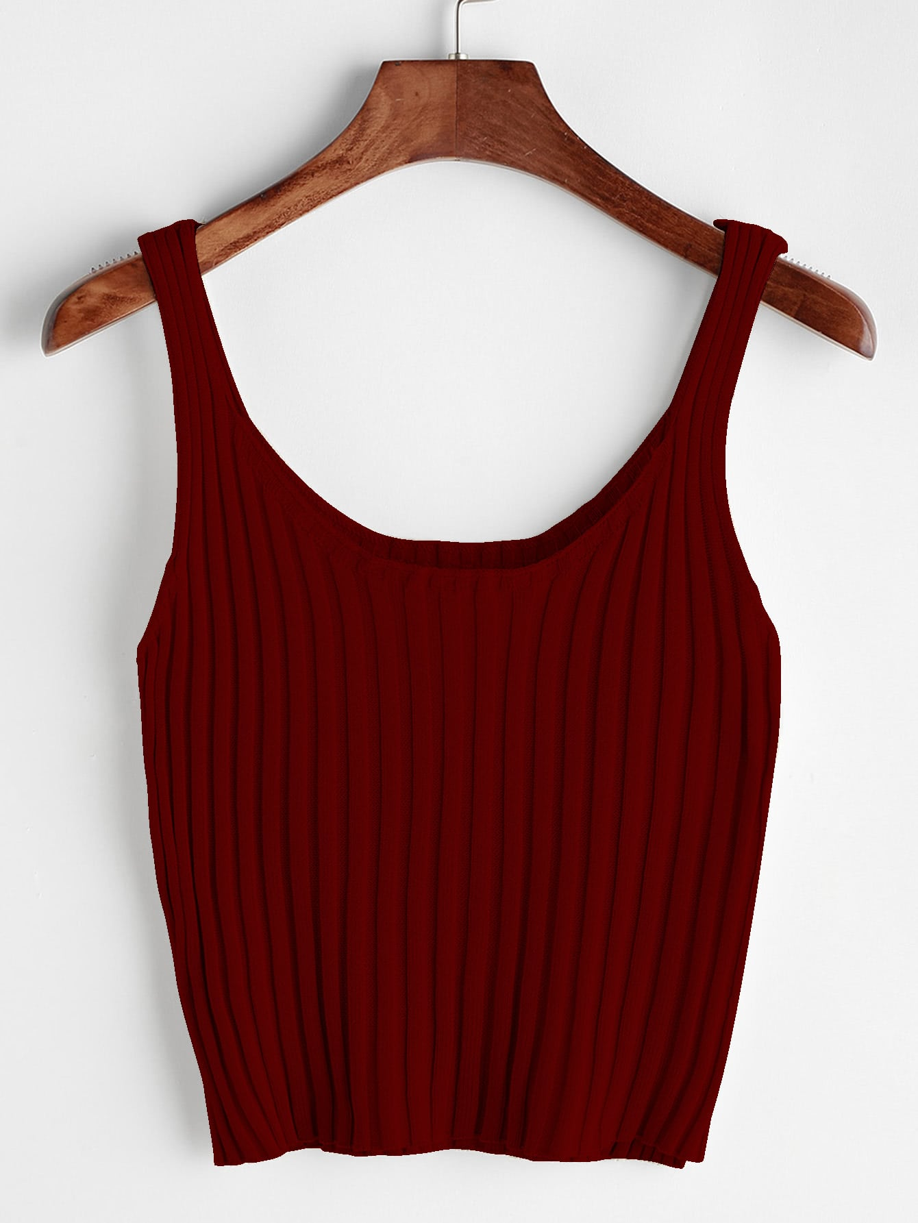 Ribbed Tank Top RVES170703102