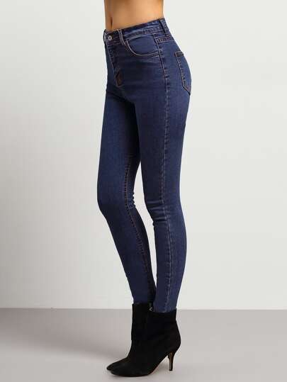 Middle waist Skinny Jeans