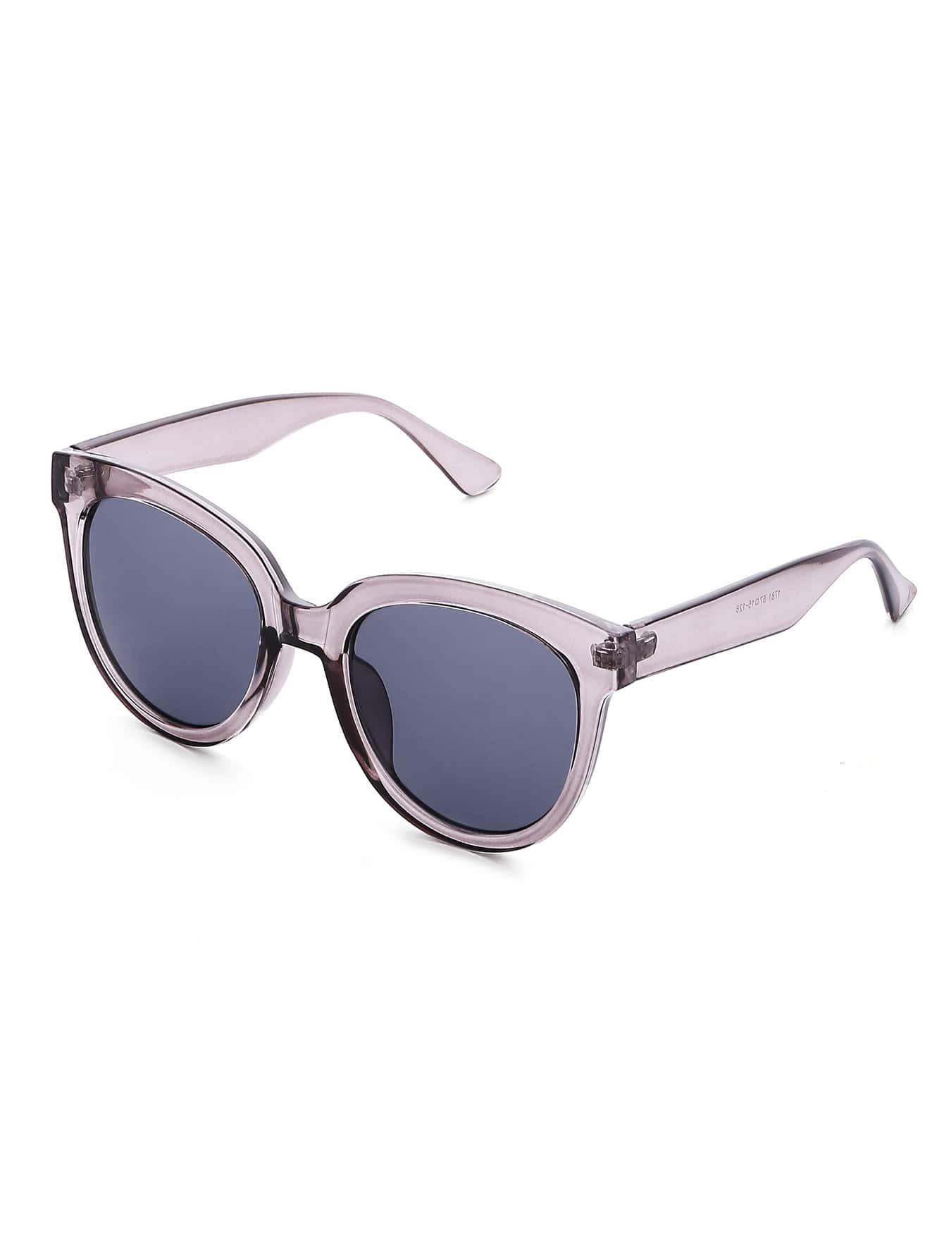 Фото Contrast Frame Sunglasses. Купить с доставкой