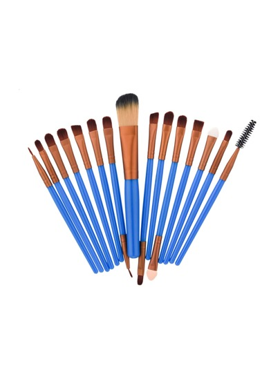 Two Tone Eye Brush 15pcs