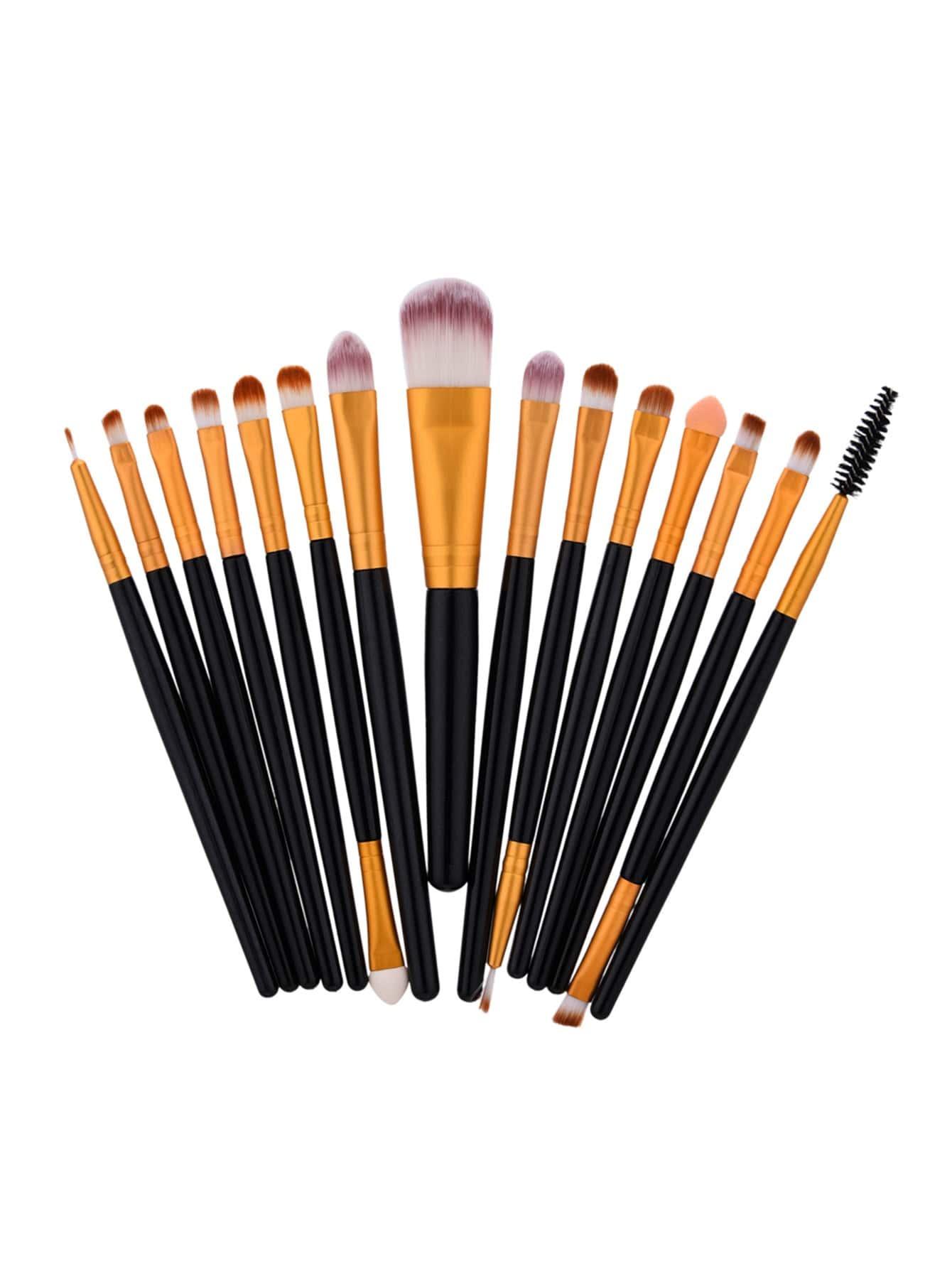 Фото Basic Eye Brush 15pcs. Купить с доставкой