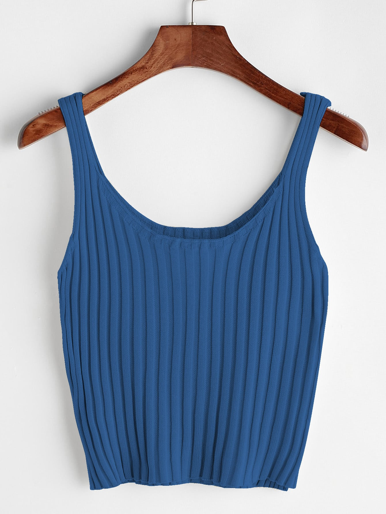 Ribbed Tank Top RVES170608102