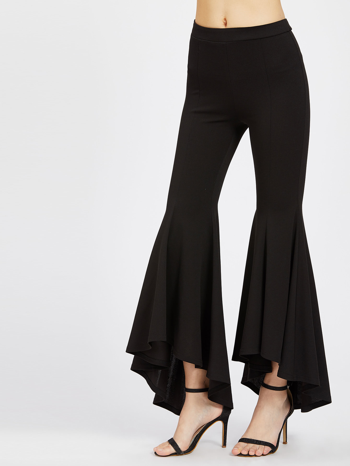 Купить Модные брюки со сборкой, Jovana, SheIn