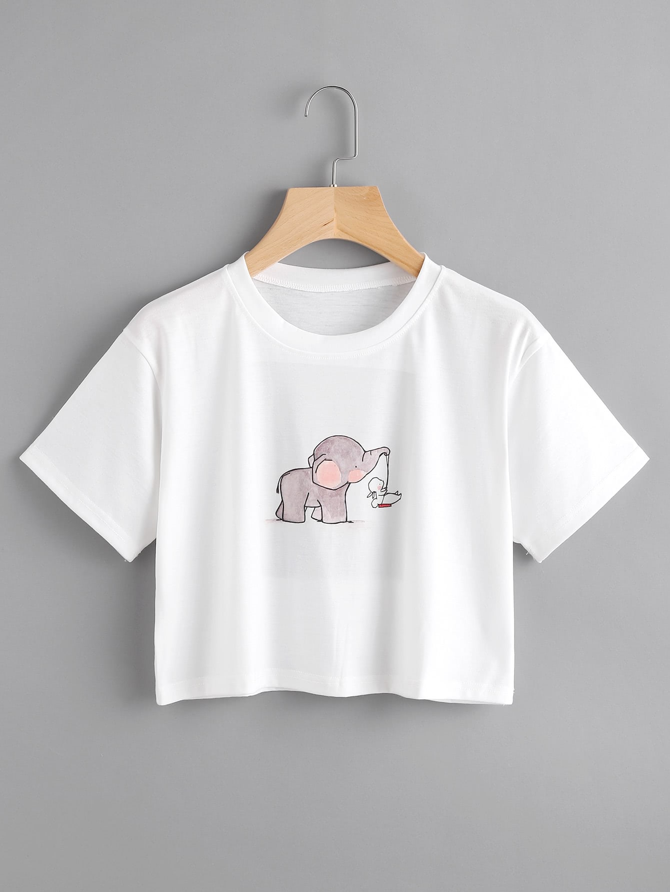 все цены на Elephant Print Tee