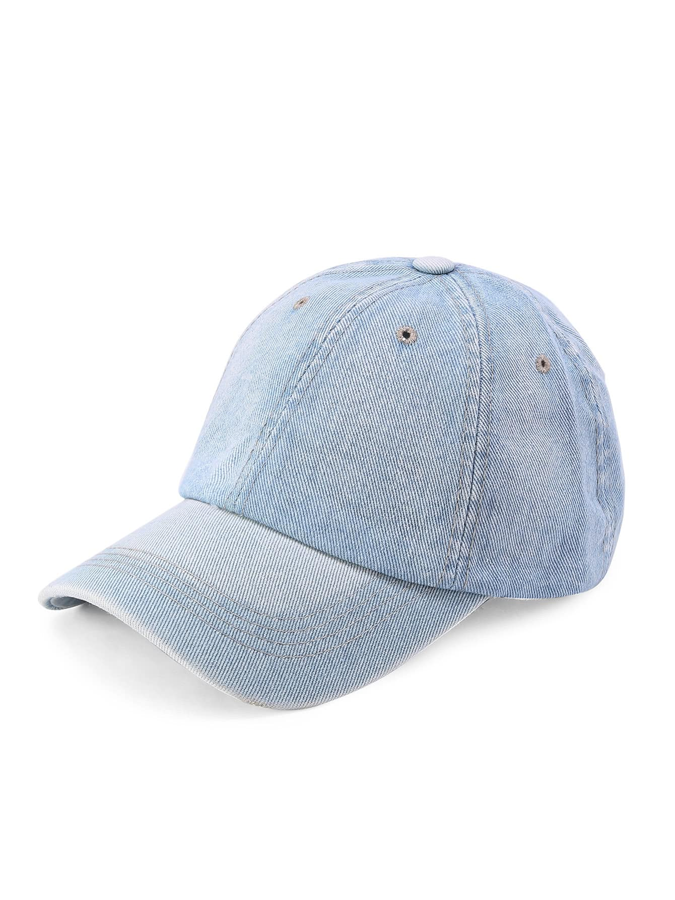 Denim Baseball Cap hat170622301