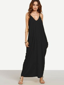 Cocoon Maxi Cami Dress