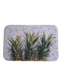 Pineapple Print Carpet