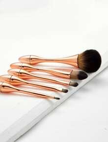 Brosse de maquillage délicate  5 pièces
